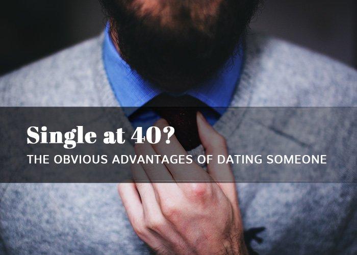 Advantages of dating an older man