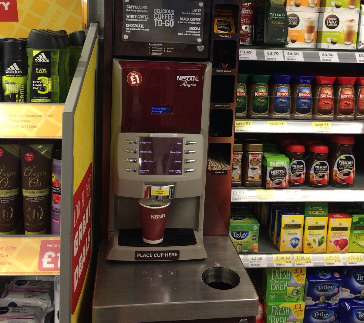 I was in need of a #caffeine kick! @onestopstores #Alegria #coffee @NestleProDerick<br>http://pic.twitter.com/CUJMFvYh5g