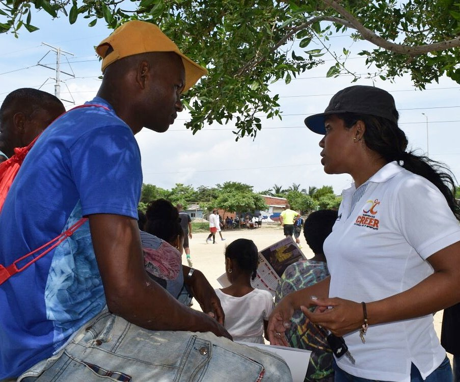 #voluntarioscreer #Losocialesloimportante #YoCreo ☝ https://t.co/JGr9C...