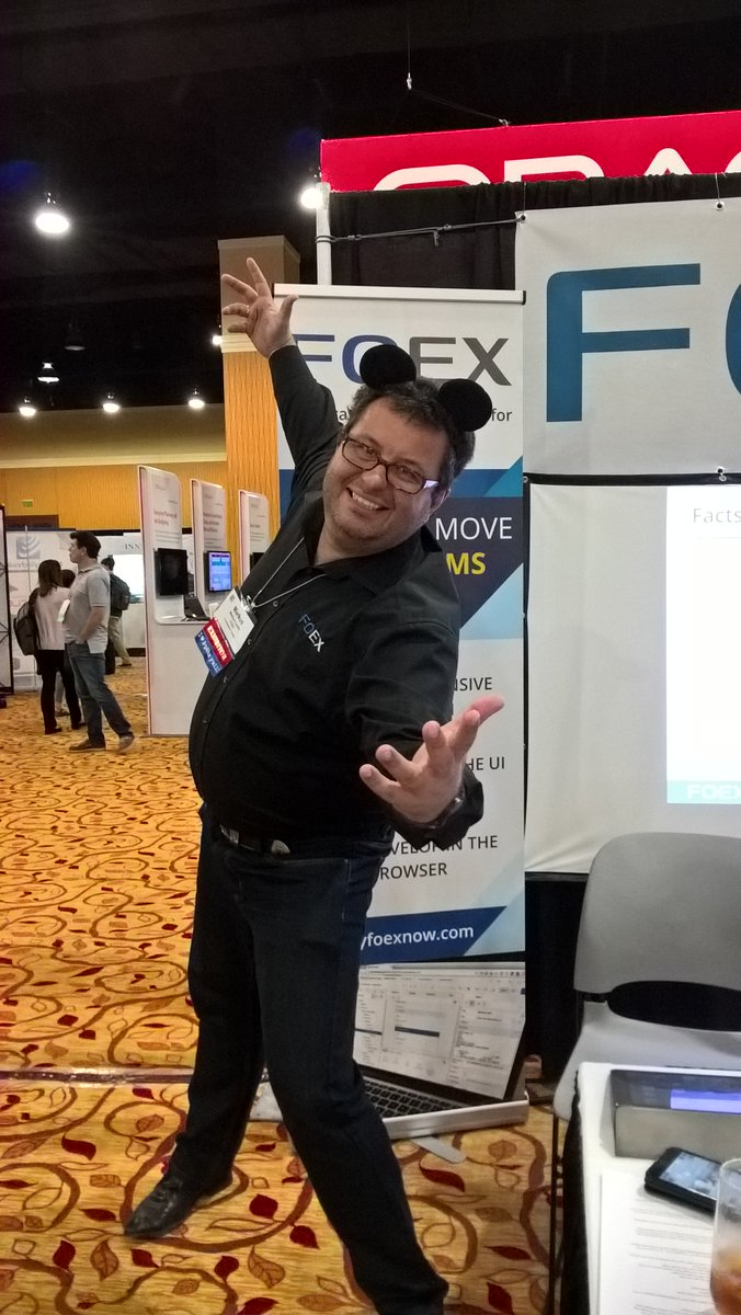 Meet us at #Kscope18 #DisneyWorld @FOEXplugins<br>http://pic.twitter.com/adIzNi3qHf