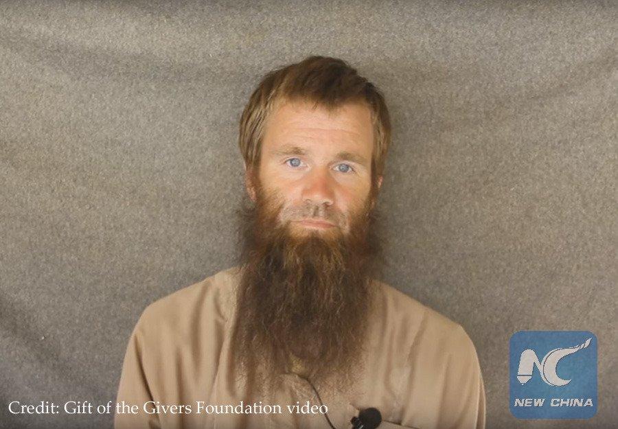 Swede Gustafsson was seized by al-Qaida in the Islamic Maghreb (AQIM) during motorcycle vacation through Africhttps://t.co/da8fOP7qrga