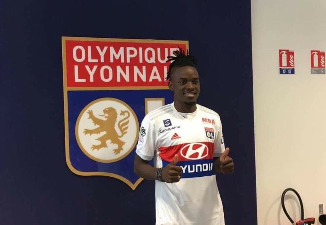 Lyon sign Bertrand Traoré from Chelsea in a deal worth £15m. https://t...