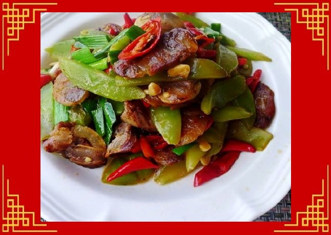 Chinese food 4 u chinesefood4u twitter celtuce stem with sausage recipe with step by step pictures http chinesefood 4 uspot201706chinese style stir fried celtuce stemml forumfinder Choice Image