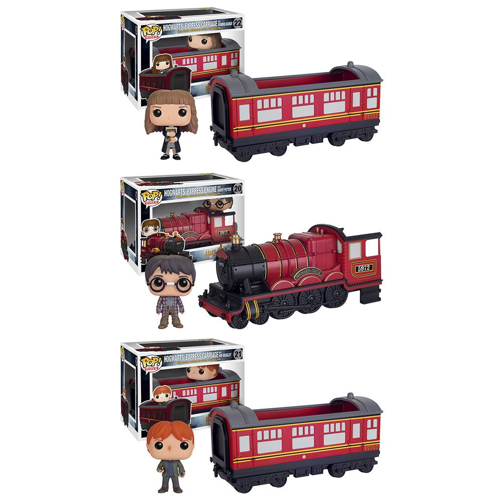 RT & follow @OriginalFunko for the chance to win a Hogwarts Expres...