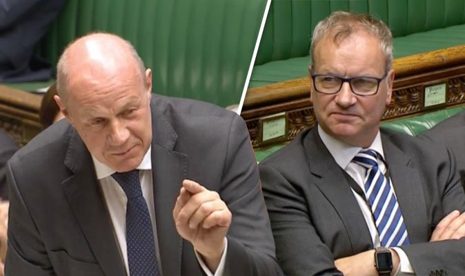 'It's almost laughable!' Greedy SNP put in place after saying DUP deal...