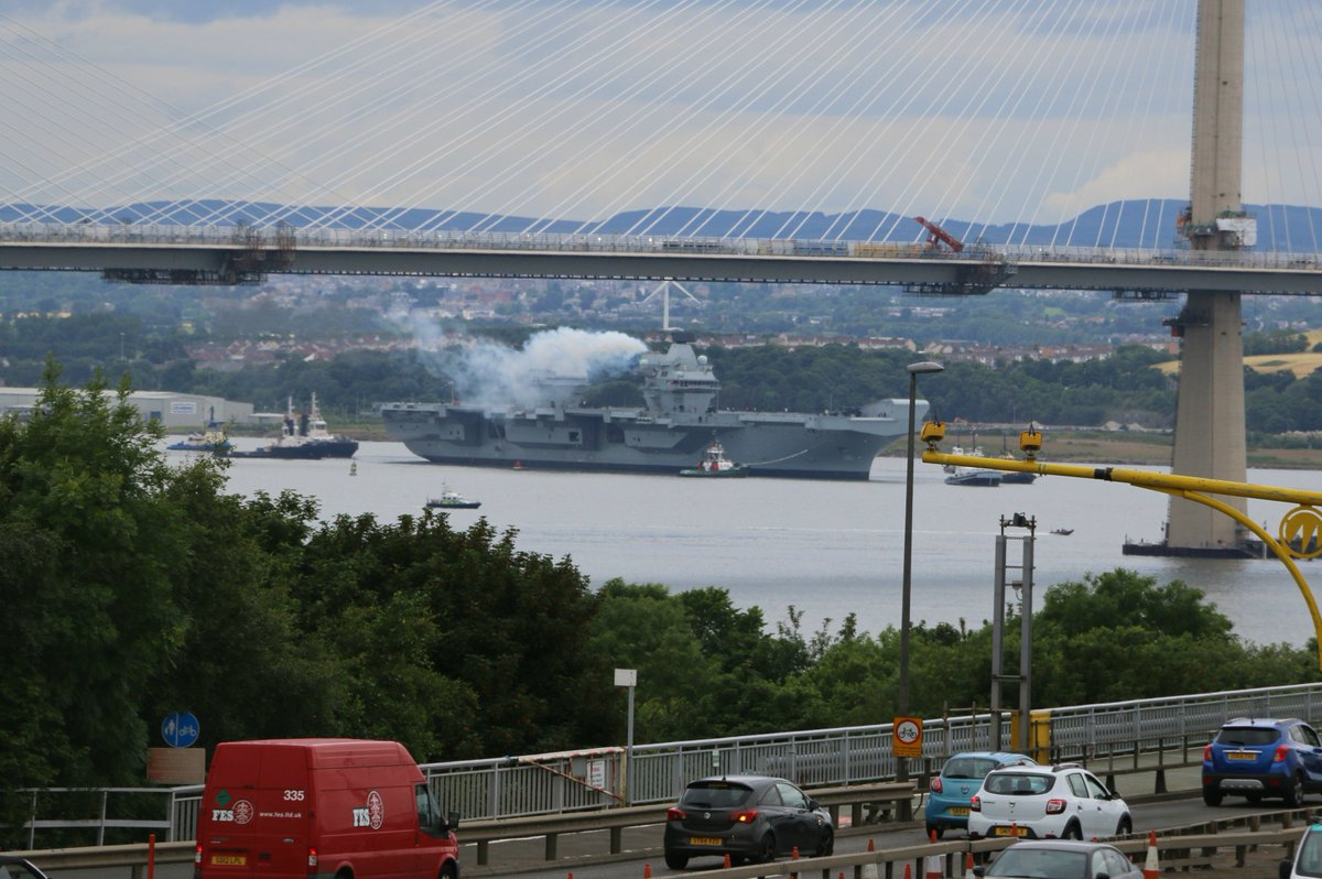 test Twitter Media - Smoke from @HMSQnlz as her engines are fired up https://t.co/xFzag6eoRF
