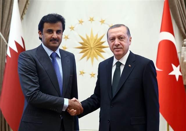 'Erdoğan'ın desteği Katar'ın tutumunu sağlamlaştırdı' https://t.co/pWt...