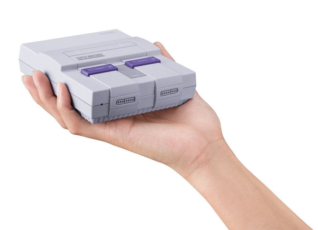 The mini SNES Classic launches in September for $80 —and features an u...