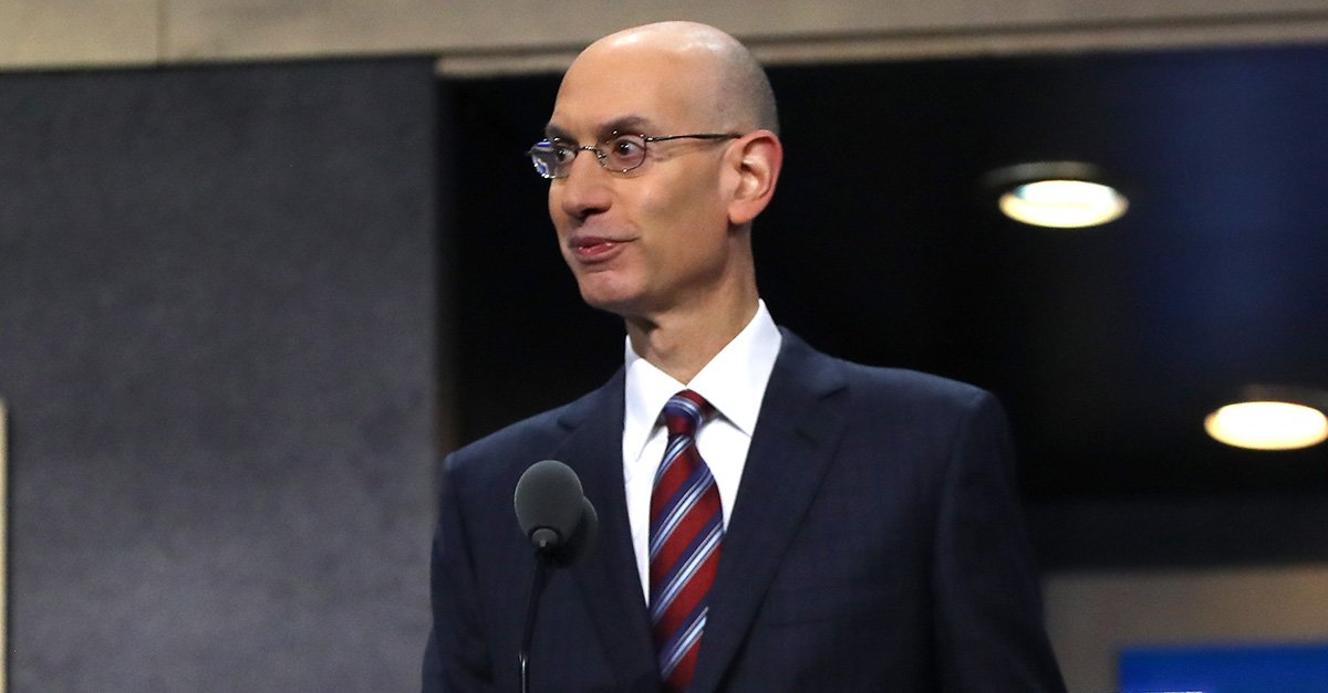 Adam Silver wants NBA to be more involved in youth basketball https://...