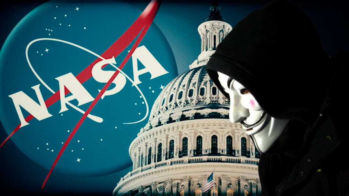 Anonymous: La NASA ha scoperto la vita extraterrestre. Gli Alieni stanno arrivando! - UFO Video YouTube