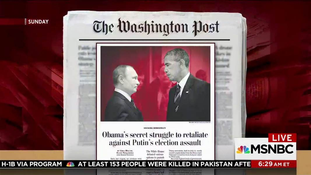 Trump, Obama, Russia and what they both knew: https://t.co/pTbet2Sf7T