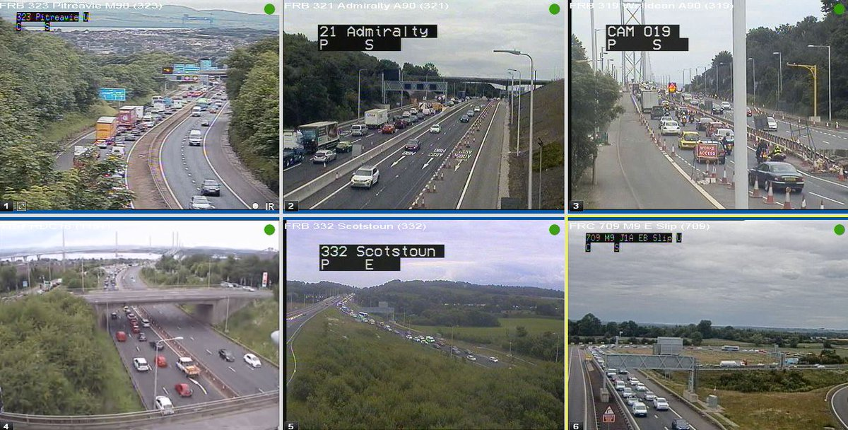 test Twitter Media - Chock-a-block towards the @forthroadbridge 😭  Something to do with a BIG boat, an earlier abnormal load & lane closure 👎  #edintravel https://t.co/27U8K9kb5l