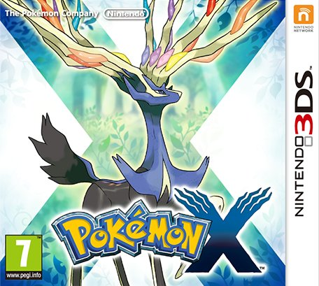 [#Concours] Gagne #PokemonX (Code Eshop) sur #Nintendo3DS   RT + Follow:  @Jerem87twt &amp; @Jessiie_FR   TAS: 10/07  Good Luck#Giveaway<br>http://pic.twitter.com/OKLGTwSdtG
