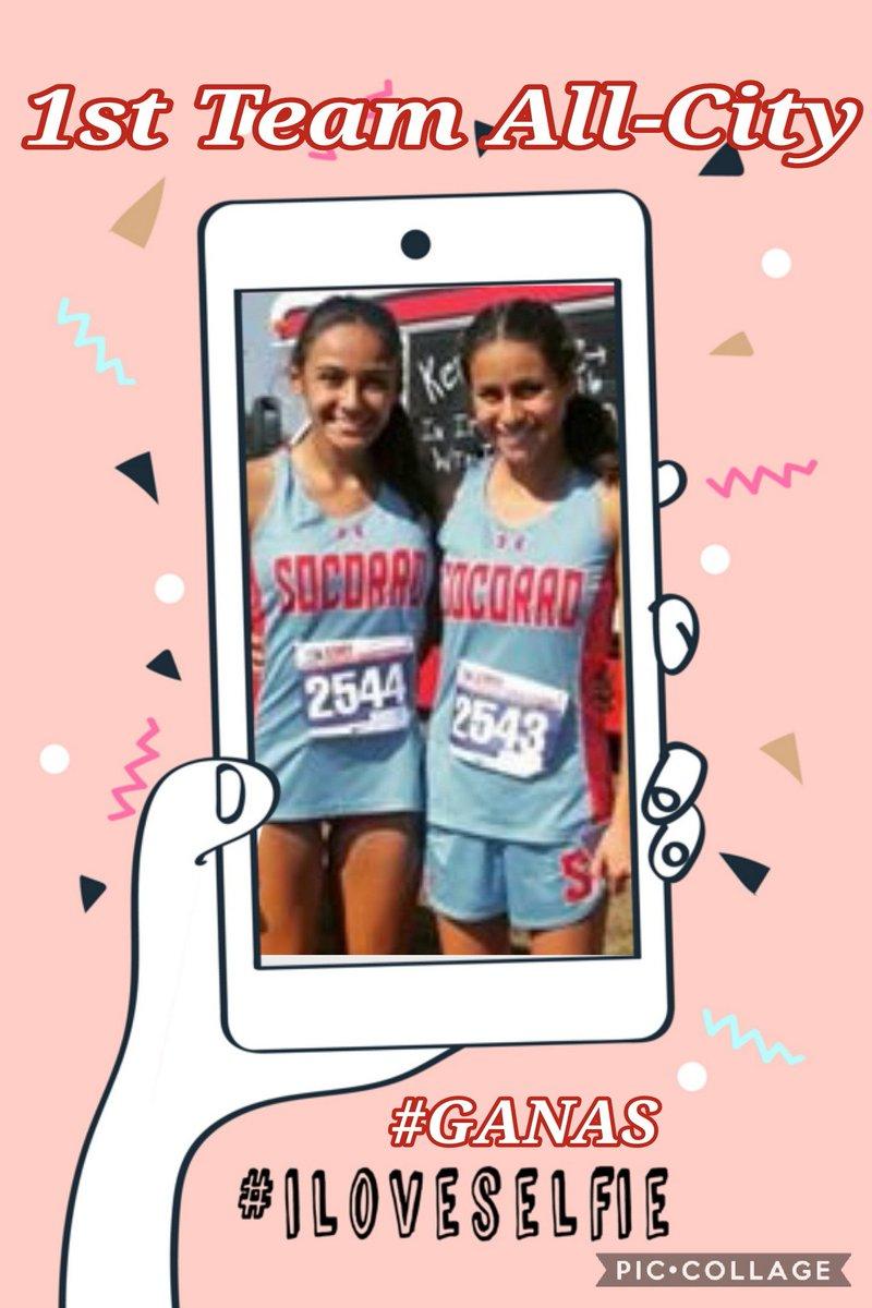 #BULLDOGSTRONG  All-City Track Members  Natalie Gomez &amp; Jessica Dominguez  You make us proud!  #GANAS @SocorroISD @City_of_Socorro<br>http://pic.twitter.com/bZbcS96NEZ
