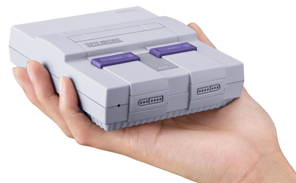 Nintendo's mini-SNES Classic is real. Here's what we know about the games, price and release date https://t.co/mTbrCRzcoI #SNESClassic