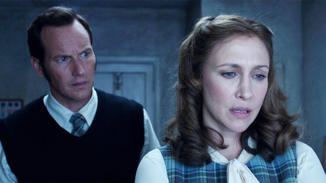 The Warrens will return to the big screen as #TheConjuring3 is in the works. https://t.co/kdPbDUNiG1