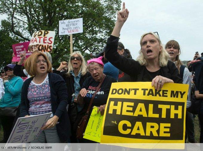 Etats-Unis: l'abrogation d''Obamacare' divise les républicains https://t.co/nIVJpnH6UZ
