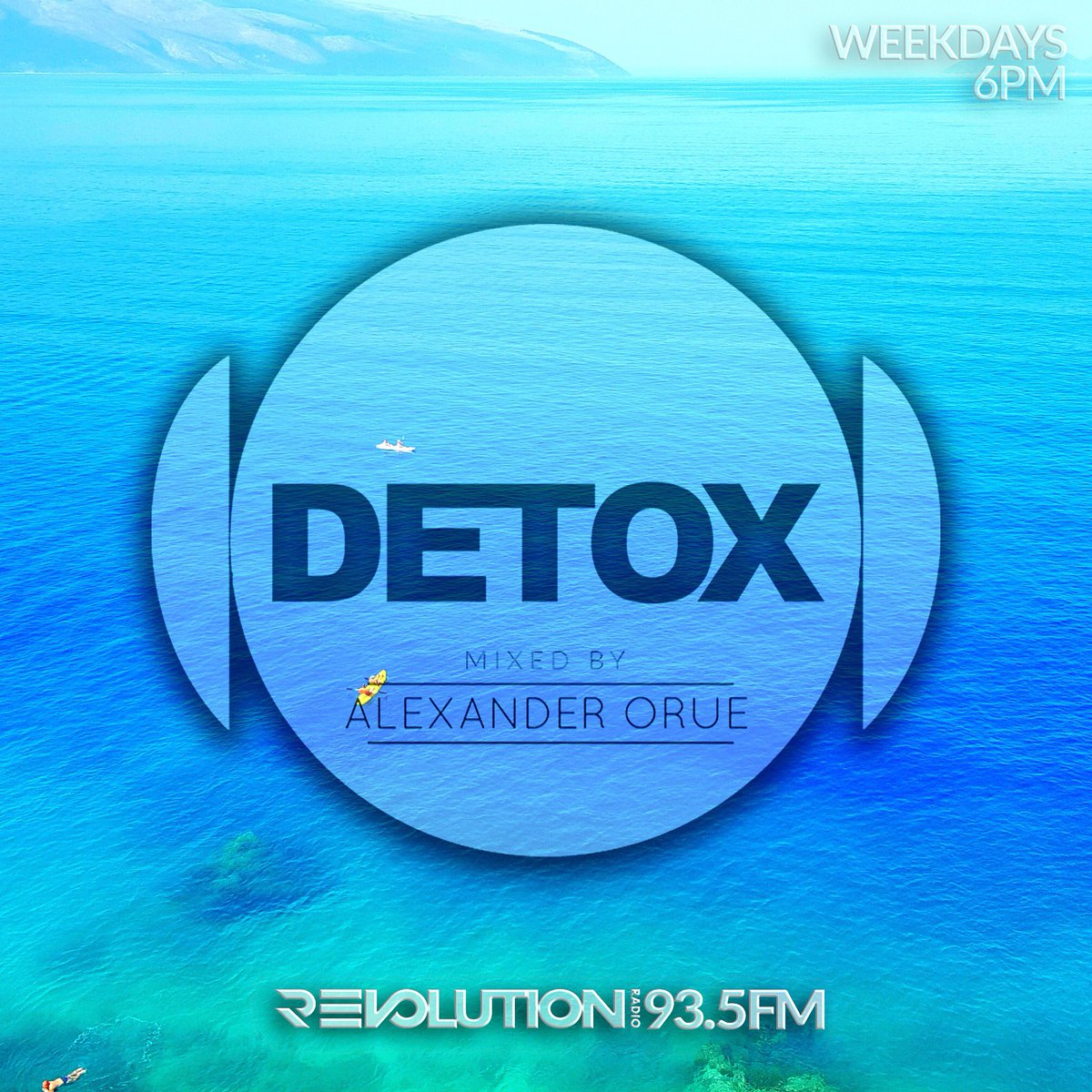 This is #DETOX with @alexanderorue  #deephouse #nudisco <br>http://pic.twitter.com/J1MgAwZWIT