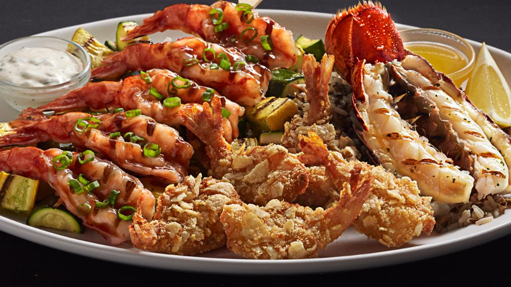 """Red Lobster on Twitter: """"Summer isn't summer without lobster and shrimp dishes that make you say ..."""