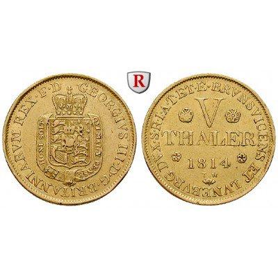 test Twitter Media - Braunschweig, Königreich Hannover, Georg III., 5 Taler 1814, ss: Georg III. 1760-1820. 5 Taler 1814 London… https://t.co/dllxFqm6h9 #coins https://t.co/4EIvyVgEbA