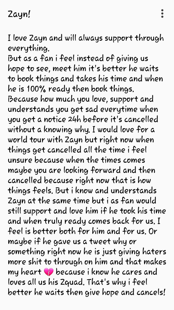 #WeLoveYouZayn just what i think and feel that is both good for us #zquad as for @zaynmalik<br>http://pic.twitter.com/ZH2Fsl5KdF