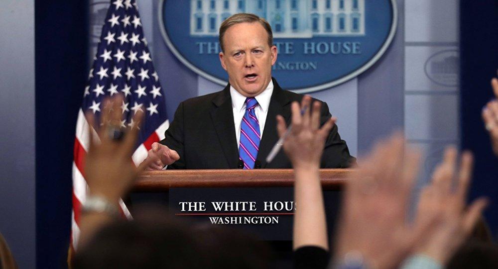 Beyaz Saray: #Trump, #Rusya'nın #ABD'deki seçimlere karıştığını düşünü...