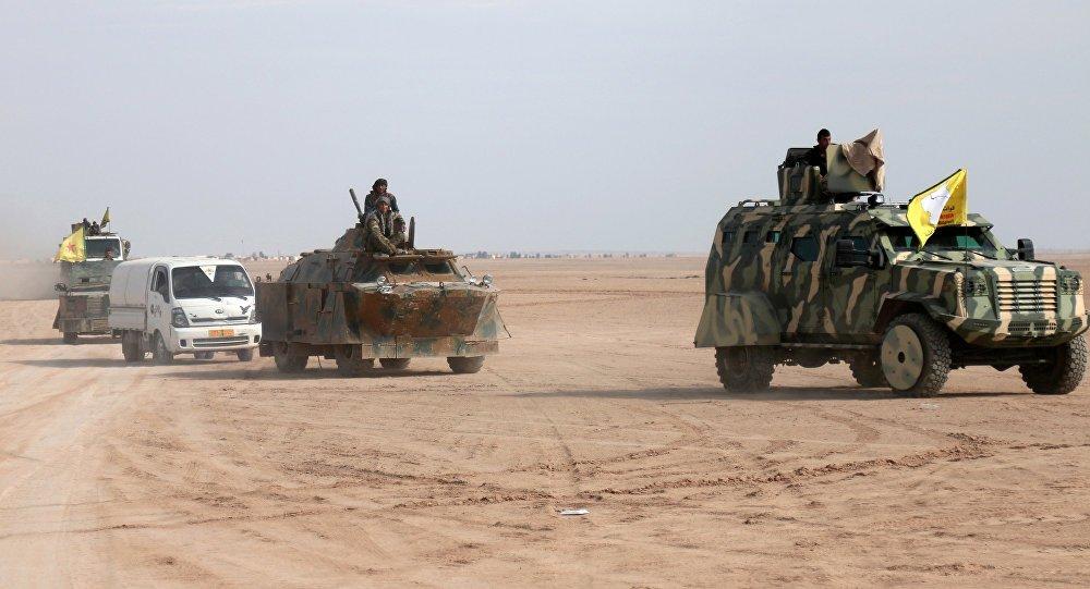 Suriye Parlamentosu Başkanı El Abud: ABD'nin, Rakka'yı kurtarmak istem...