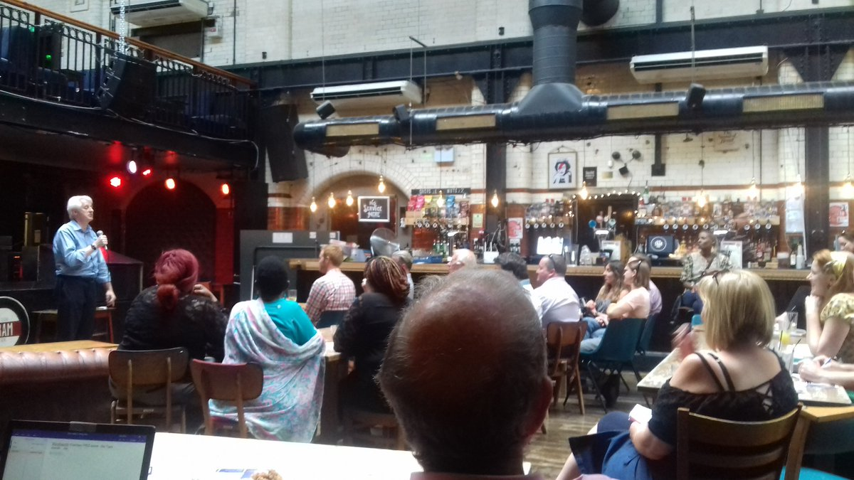 What a great #networking for business event by @WandsChamber and @TootingPRSS at @tootingtram tonight! #Tooting #Wandsworth #Earlsfield<br>http://pic.twitter.com/1k3rT57bw0