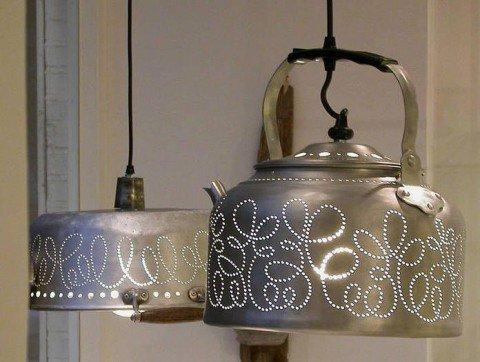светильник своими руками дизайн фото