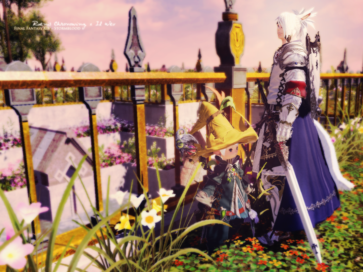 Shadowbringers The Lawns