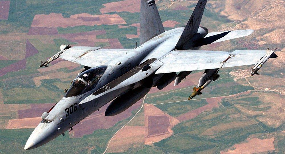 Saiba os detalhes desconhecidos do combate aéreo entre F-18 e Su-22 na Síria! https://t.co/bXFEbtBQKv