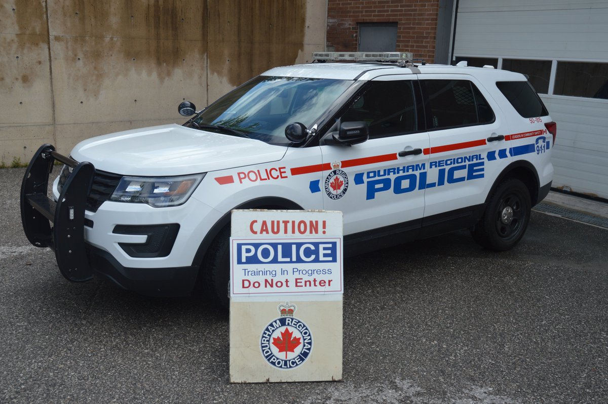 DRPS will be conducting a large training operation tomorrow on Scugog...