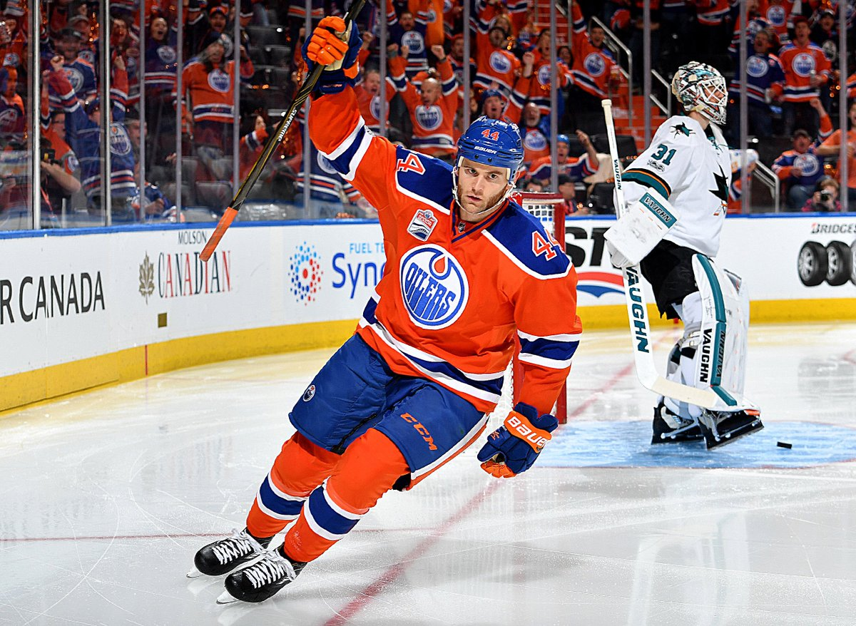The #Oilers have signed Zack Kassian to a three-year contract extensio...