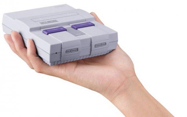 Super Nintendo será relançado em setembro por US$ 80: https://t.co/AkHmfTRmHm (via @EstadaoLink)