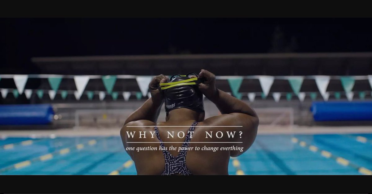 Heres some #MondayMotivation from the incredibly talented @RileyMakesDocs - Why Not Now: Vivian Stancil. WATCH IT: bit.ly/2sf2vkd