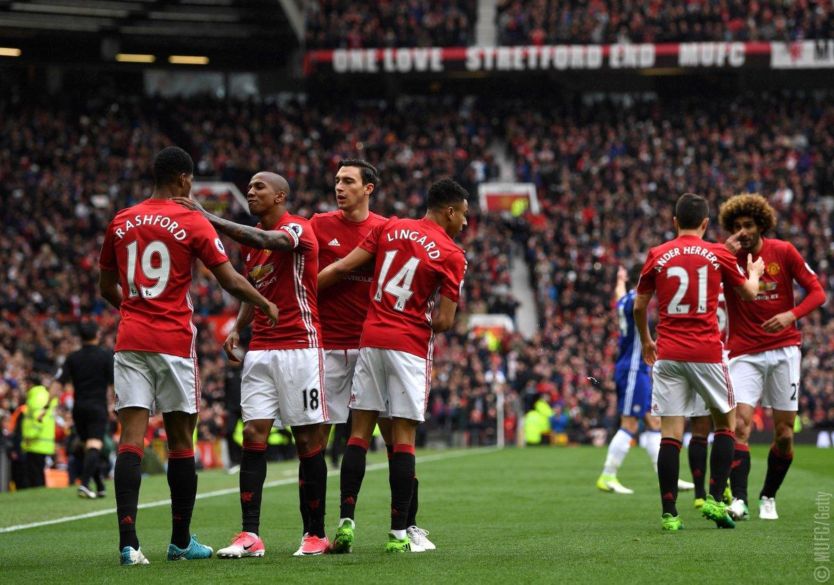 Man U Vs Chelsea: Manchester United (@ManUtd)