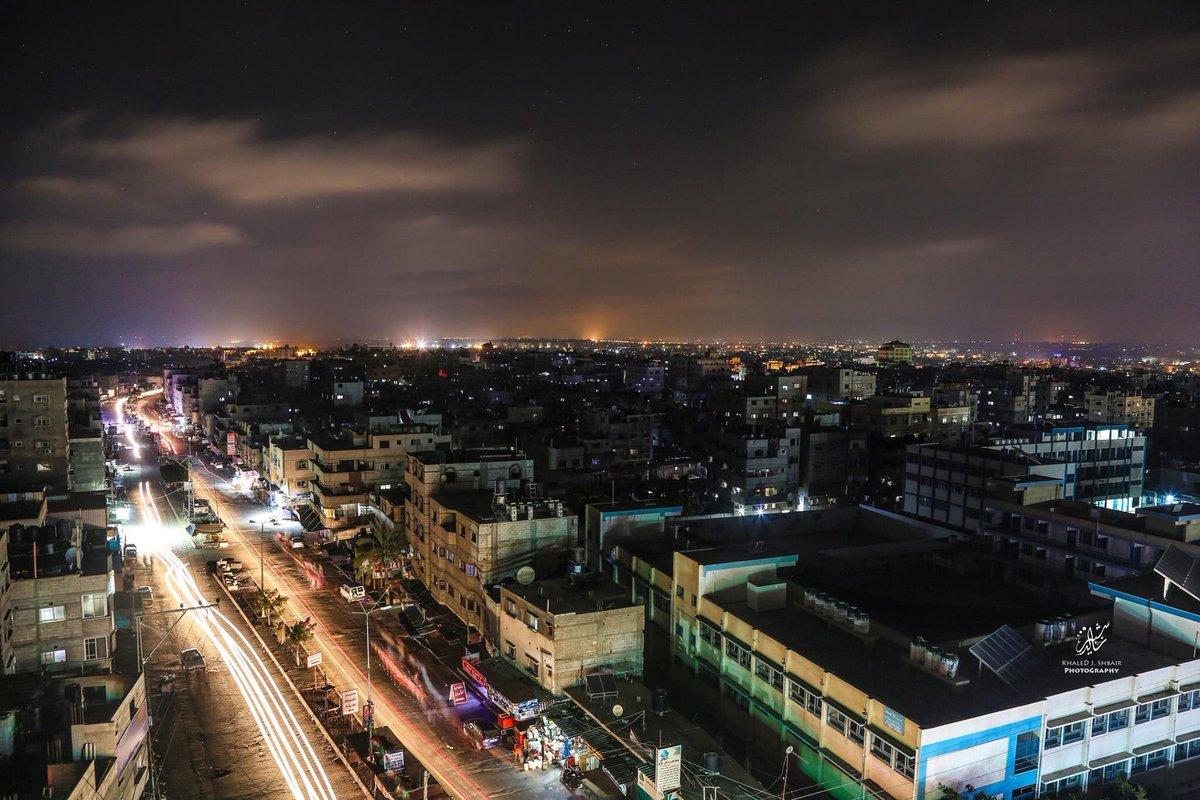 Burası benim memleketim Gazze. Bir gün #Gazze'ye gelirseniz evimde siz...