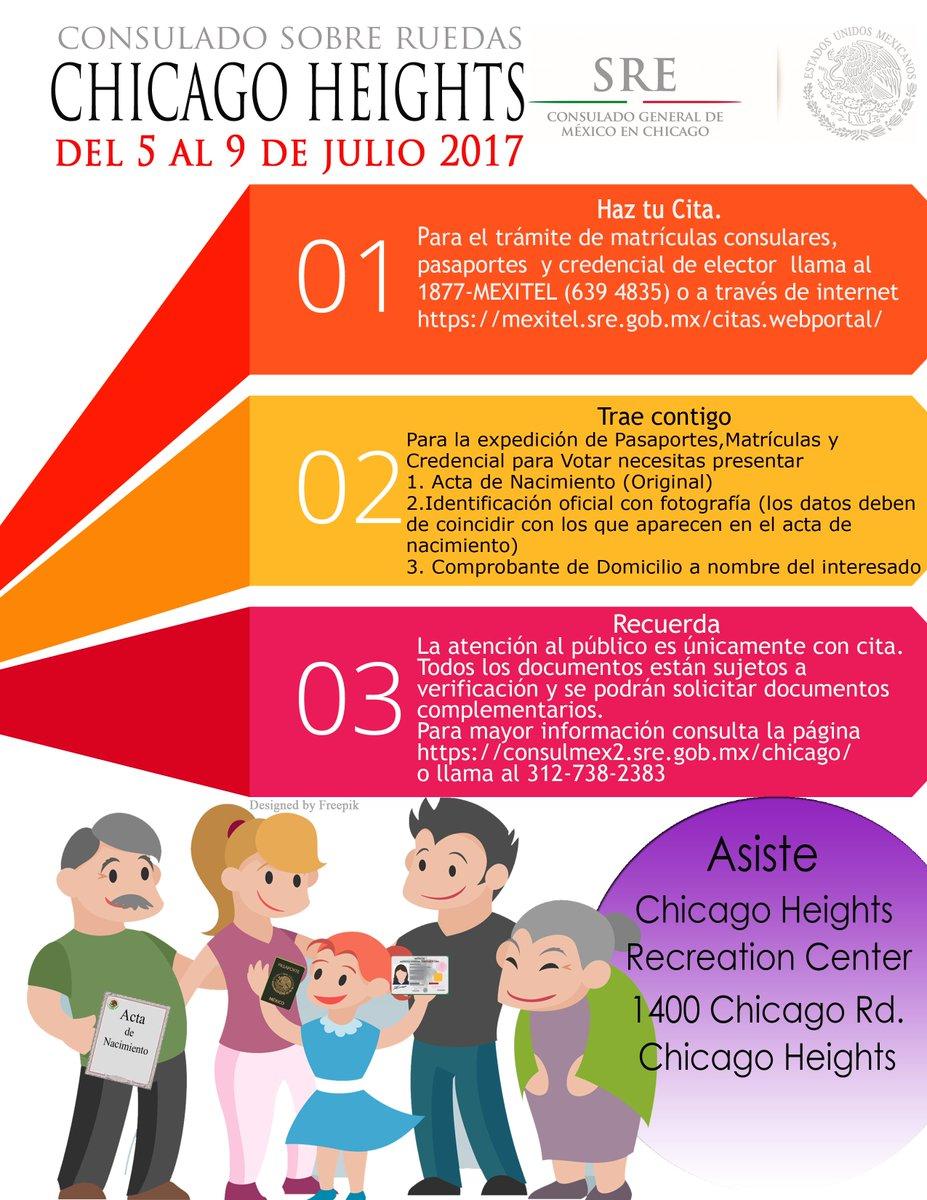 Pasaporte ordinario Mexicano renovación mayor de edad