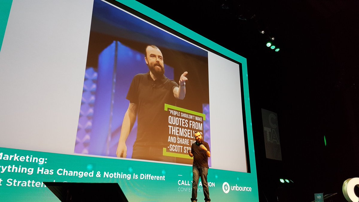 .@unmarketing's most liked Instagram post... #CTAConf https://t.co/8ve...