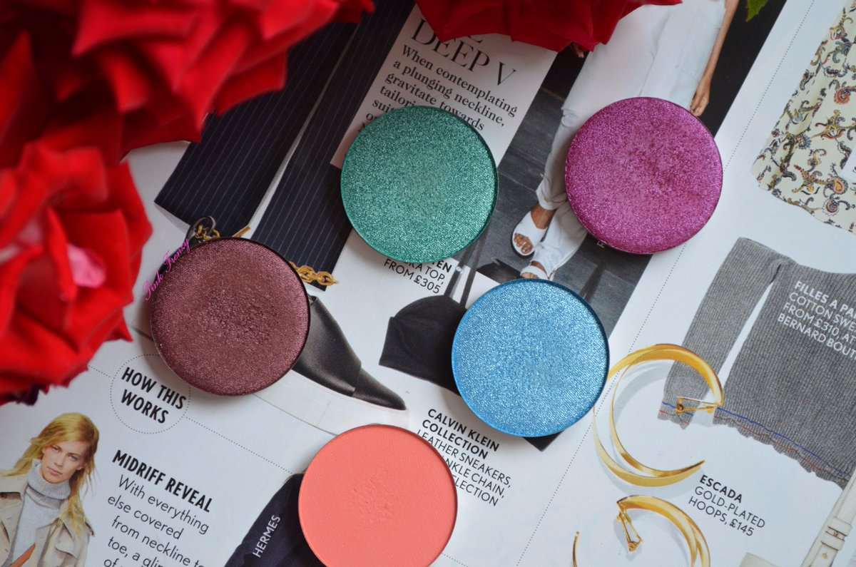 #New On blog these gorgeous shadows from #AffectCosmetics  https:// goo.gl/yY3Ud3  &nbsp;   @FemaleBloggerRT #eyeshadow #review #bbloggers #makeup<br>http://pic.twitter.com/EmB3TFx81P