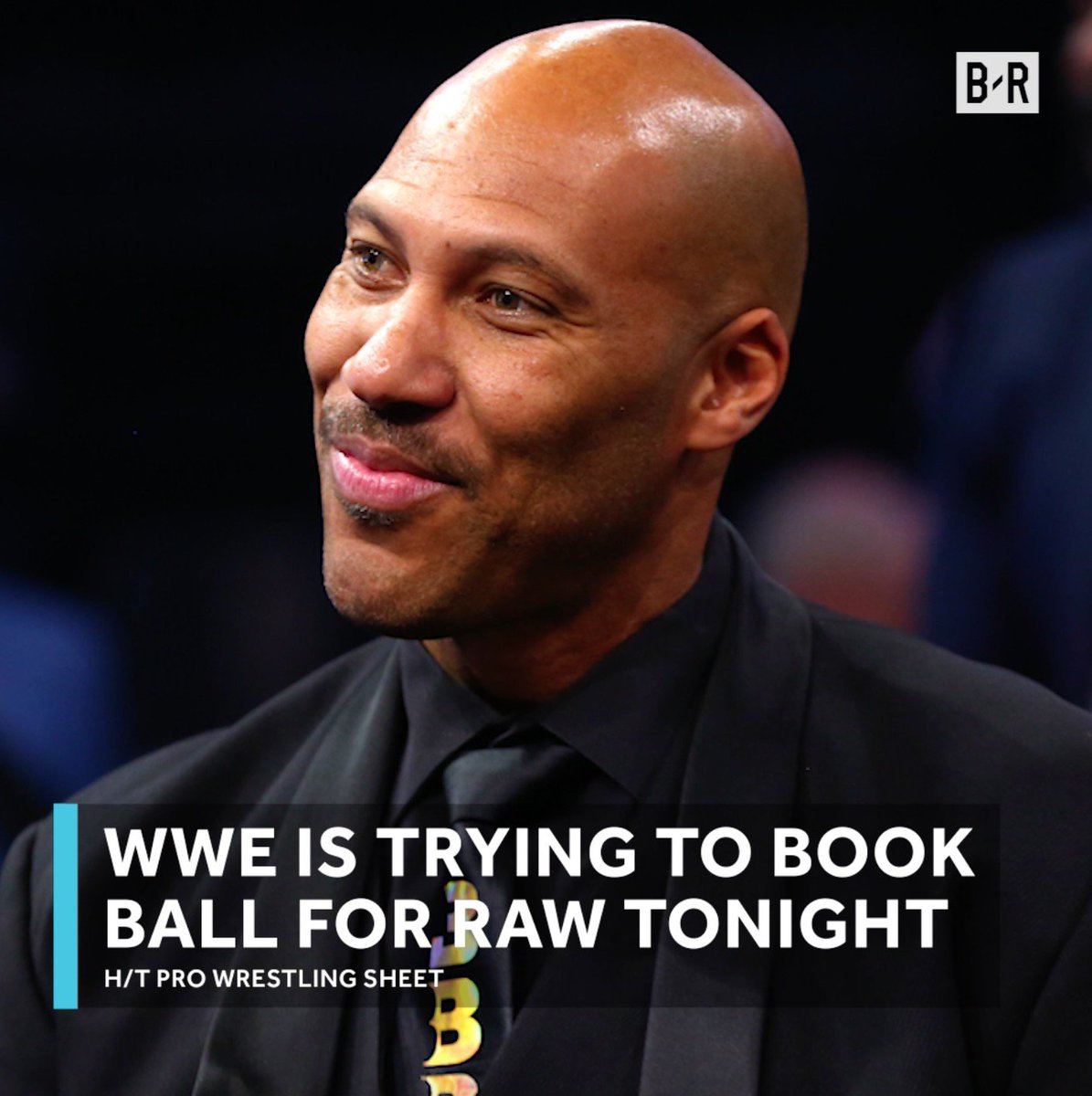 LaVar Ball on Raw would be must-see TV (➡️ @Jeep)