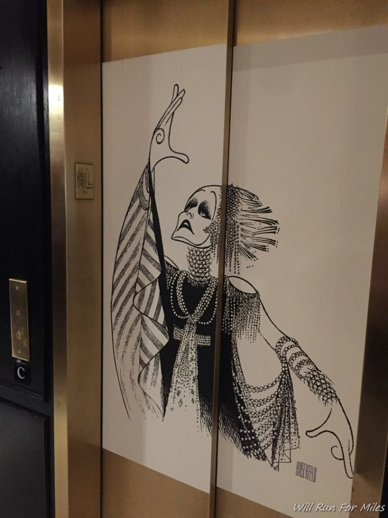 Al Hirschfeld's Art at the Algonquin - https://t.co/NNH0GTR6sa https://t.co/5Z4fiDHeUU @algonquinNYC @Marriott @alhirschfeld @BoardingArea
