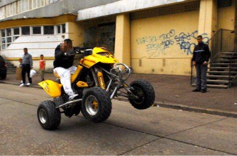 Le Havre : la mairie détruit 50 motos et quads pour en finir avec les rodéos urbains >> https://t.co/fc5XOgz1xu