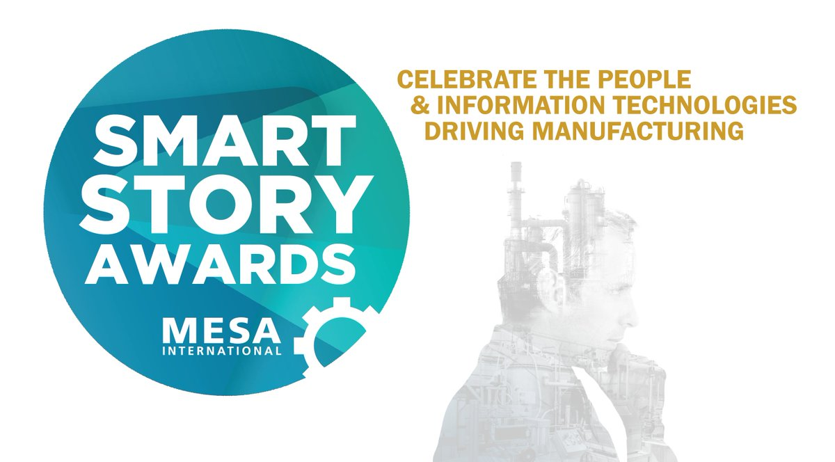 Our #IIoT #tech: #RealTime #visibility &amp; standardization #quality across #OEM supplier #network, #SmartStoryAwards.  https:// services.mesa.org/ResourceLibrar y/ShowResource/eb69c02f-a928-4a65-963e-1618c357a2d6 &nbsp; … <br>http://pic.twitter.com/wycYgDQgYa