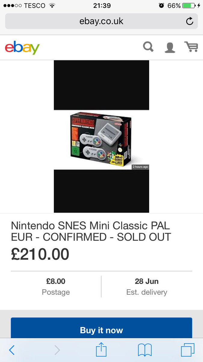 WELL DONE INTERNET. #Nintendo #minisnes #RETROGAMING #gamersunite @nintencollect<br>http://pic.twitter.com/ABLscdDow9