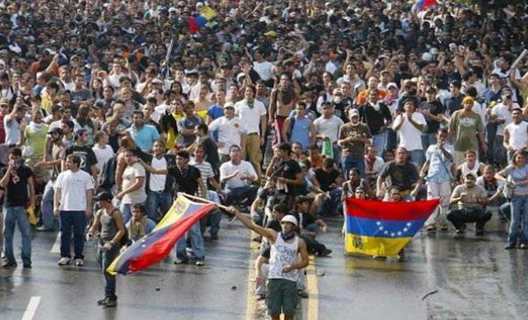 #MUD se mantendrá en las calles con Cuerpos de Rescate de la Democraci...