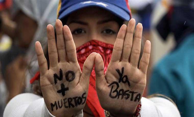 Los siete escenarios de la crisis venezolana según El Tiempo de #Colom...