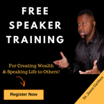 Would you like to improve your public speaking? Then join me for an Exclusive Webinar #99NFL Register here! https://t.co/XgfWxJAscn