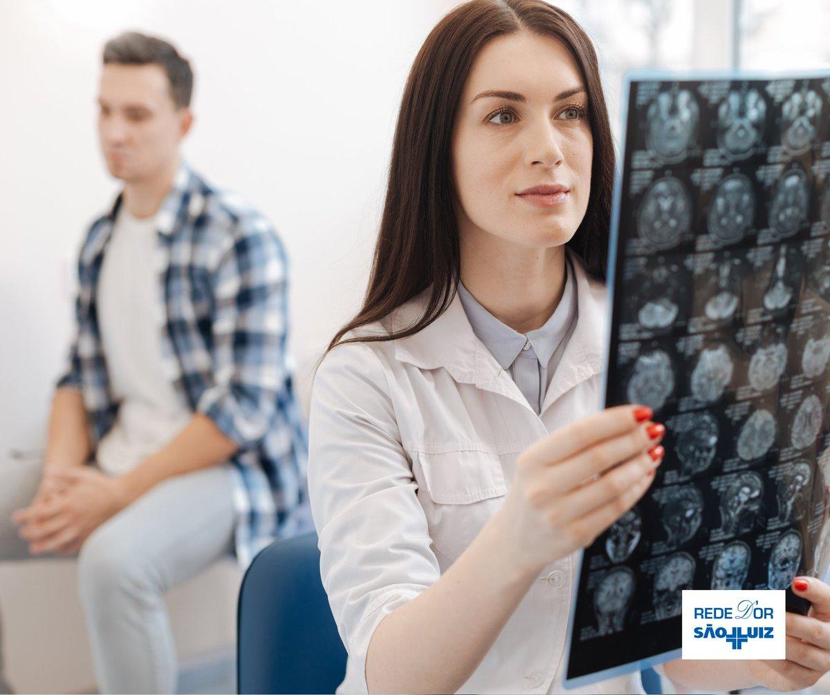 A Neurologia se dedica ao diagnóstico e tratamento das doenças que afetam o sistema nervoso e sua relação com as outras partes do corpo.