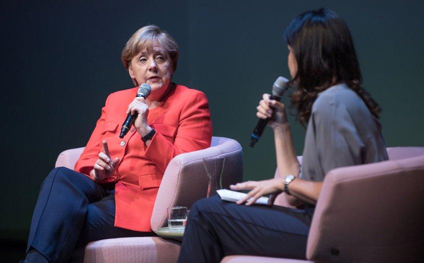 Bundestagswahlkampf: Merkel rückt vom Nein zur Ehe für alle ab https://t.co/lM0yaMAs6W